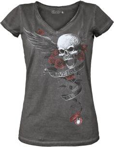 #Skull Rose Skull