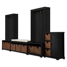 Entryway Collection - Black