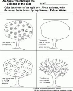 Seasons Coloring Pages - seasons coloring pages - seasons coloring pages free - Printable Coloring Pages for Kids