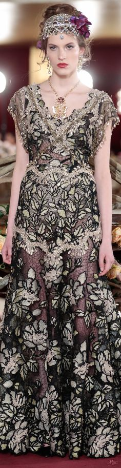 Spring 2018 Haute Couture Dolce & Gabbana