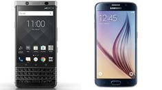 BlackBerry KEYone vs Samsung Galaxy S6 Subscribe! http://youtube.com/TechSpaceReview More http://TechSpaceReview.tumblr.com