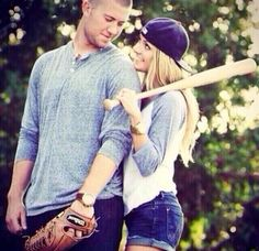 If only I knew a hot baseball player..