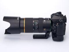 ミニレポート:大口径望遠ズーム「HD PENTAX-D FA★ 70-200mmF2.8ED DC AW」を試す (PENTAX K-1) - デジカメ Watch