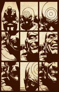 Bullseye by Mike Deodato Jr.