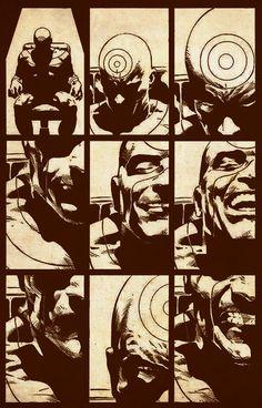 Bullseye by Mike Deodato Jr.