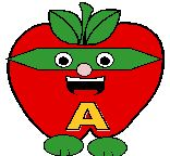 Preschool A-Z. Apple Paper Craft.... Lots of activities on this site