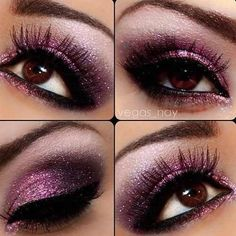 i saw this look on make up bee. i thought it was so beautiful, im sharing it where ever i can