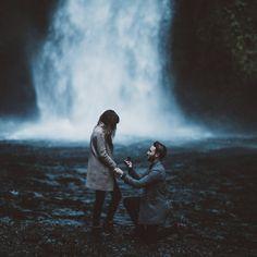 The Perfect Proposal | Real Weddings | OnceWed.com