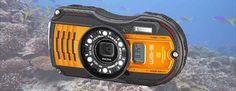 È stata presentata la nuova RICOH WG-5 GPS, fotocamera rugged con GPS e bussola digitale integrati. Questa fotocamera presenta inoltre un obiettivo luminoso