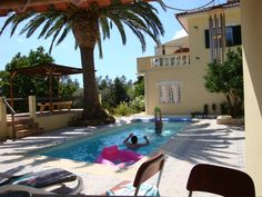 This villa is located in the Monchique mountains and offers the perfect retreat for a family! #algarve