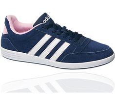 Sneaker HOOPS VL W LOW von adidas neo label in blau - deichmann.com