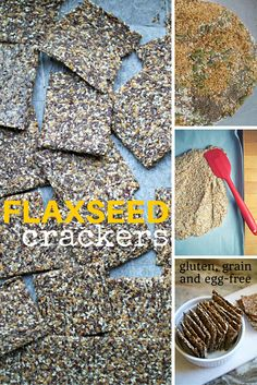 how to make flaxseed crackers                                                                                                                                                                                 More