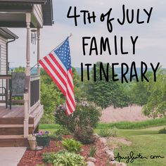Celebrate the 4th of July as a Family This Year   Intentional Living Us States Flags, Us Flags, Happy 4 Of July, Fourth Of July, American Flag Crafts, Flag Store, Happy Birthday America, Monthly Themes
