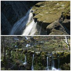 Orduña - Bizkaia #odalcaminar #educom1314 #orduña #bizkaia #naturaleza Waterfall, Outdoor, Drive Way, Naturaleza, Outdoors, Outdoor Living, Garden, Waterfalls