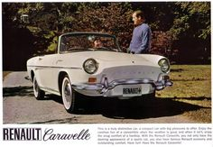 Renault Caravelle, 1967