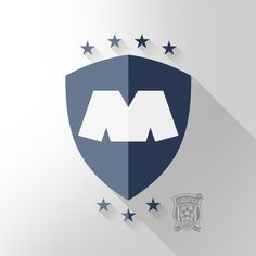 #Monterrey #LigraficaMX 14/04/15CTG Soccer Teams, Blues, Playing Cards, Company Logo, Logos, Cool Things, Sports, Life, Art