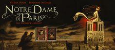 Benjamin Lacombe: Notre Dame de Paris