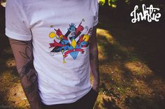 INKTIE - Graphic Shirts Brand on Behance