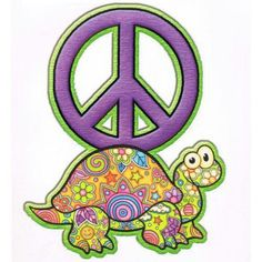 ☮ American Hippie ☮ Peace Sign