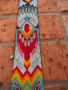 Guitar Strap - my Phoenix design