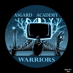 Asgard Academy Warriors(Fanart)