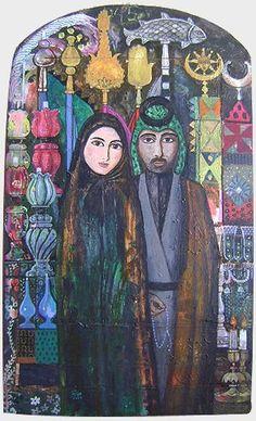 Husband & Wife by Ali Al Tajer