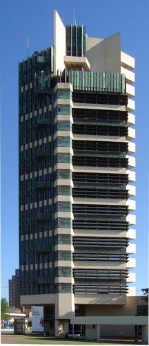 Price Tower - Frank Lloyd Wright
