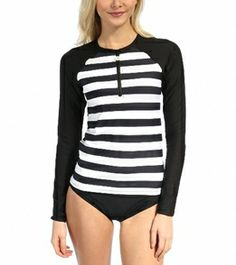 Next Lined Up Paddle Out L/S Surf Shirt at SwimOutlet.com - Free Shipping