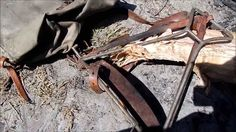 Gathering Firewood with the Swedish  M39 Pack (+playlist)
