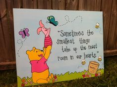 Winnie the Pooh and Piglet Quotes | spoonful of sunshine: winnie the pooh and piglet too