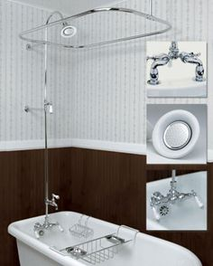 tub shower combo...a must do!