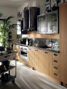 23 fantastiche immagini su CUCINE SCAVOLINI DIESEL | Modern kitchens ...