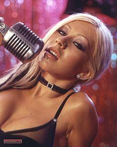 Dirrty Style Aguilera.