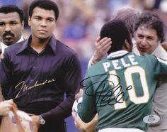 Muhammad Ali & Pele