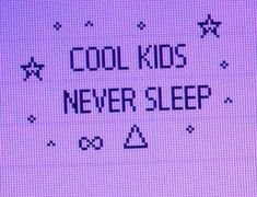 Cool Kids Never Sleep 💤 �😎💟☪� Dark Purple Aesthetic, Violet Aesthetic, Lavender Aesthetic, Aesthetic Colors, Bad Girl Aesthetic, Aesthetic Collage, Aesthetic Grunge, Aesthetic Pictures, Aesthetic Gif