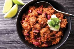 Skinnymixers Top 8 Healthy Slow Cooker Thermomix recipes, as voted by the Community. Cooker Recipes, Beef Recipes, Healthy Recipes, Mexican Food Recipes, Dinner Recipes, Ethnic Recipes, Slow Cooked Greek Lamb, Chilli Con Carne Recipe, Fresh Tortillas