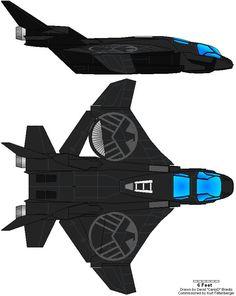 platillos volante blueprint - Buscar con Google