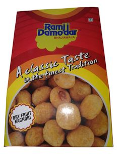 Dry Fruit Kachori Premium - 250 Grams