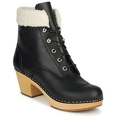 Click to get 50% off and free delivery on leather Swedish Hasbeens with winter lining, free delivery @spartoouk #shoes #boots #ankleboots #swedishhasbeens #sale #outlet #womens #fashion #uk
