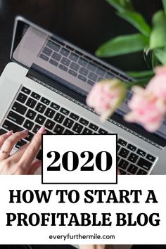 Ever thought about starting a blog? Learn how to start a blog with our super simple steps that are easy for beginner bloggers.Find out how to start a blog and make money with these step by step tips and tricks. #everyfurthermile #bloggingforbeginners #blogging #blogger #blog #makemoneyonline Way To Make Money, Make Money Online, Teaching Overseas, Get More Followers, Instagram Influencer, Free Tips, Pinterest For Business, How To Start A Blog, How To Make