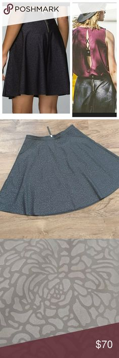 Lululemon Good to Go Petal Camo Embossed Skirt Brand new without tag!  See pictures for details on the skirt No trades lululemon athletica Skirts