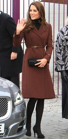 Kate visting Liverpool on Valentines Day.. 14/2/12.