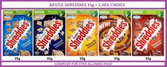 Shreddies cereal syn values slimming world healthy b hex b heb