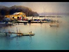 Instant Video Projects - Overview   John Lovett - Watercolor Workshop  I'd love to take his workshops and the price is right If I can figure out the download stuff involved M.