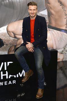 7a51485d52 7 Best David Beckam clothes images