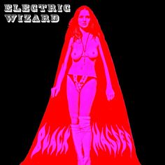 Electric Wizard Black Masses The inside cover.