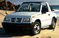 geo tracker......I miss my car. Wish they would make these again!