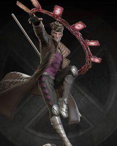 The Cajun @xm_studios is this one of your Statues?? #avengers #avx #allnewxmen #uncannyxmen #ageofapocalypse #xmenapocalypse #marvel #xmentheanimatedseries #rogue #wolverine #cyclops #storm #gambit #magneto #apocalypse #psylocke #deadpool #xforce #archangel #jeangrey #nightcrawler #marvelcomics #comicbooks #colossus #phoenix #deathofx #xforce #cable #captainamericacivilwar #mrsinister http://ift.tt/1Vrgfny