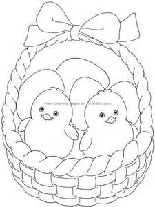 easter coloring print outs - Bing Images
