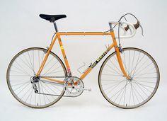 Eddy Merckx's namesake bike ridden to win the Tours in 1969, 1970, 1971, 1972, and 1974